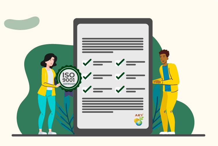 ARY ISO 9001